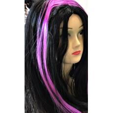Парик Длинные волосы с мелированыем, вес 150 грамм