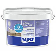 Вологостійка акрилова шпаклівка Aura Luxpro Aqua Spackel