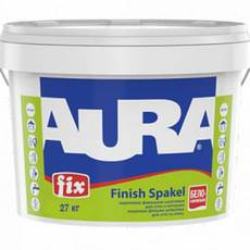 Акрилова фінішна шпатлівка Aura Fix Finish Shpackel