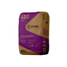 Цемент 50 кг. Портландцемент Івано-Франківський ПЦ ІІ/Б-К(Ш-В-П)-400Р-Н