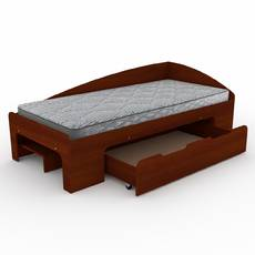 Кровать 90+1