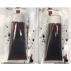 Кровь в тубусе