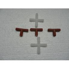 Трійник сполучний для системи ніпельного напування