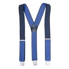 Чоловічі підтяжки Braces класичні джинс   (BR1009)