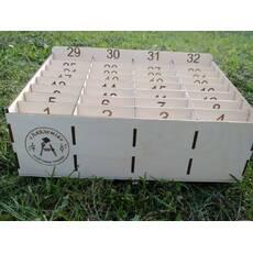 Коробка ящик для мобільних телефонів в класну кімнату   Коробка для мобильных телефонов в класс