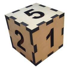 """Сортер-куб """"Числа"""""""