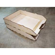 Лоток для паперів, поличка, органайзер