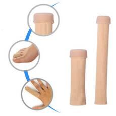 Чехол напальчник защитный силиконовый длинна 14,5 см., диаметр 2 - 2,5 см. 2.5