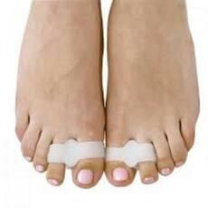 Межпальцевые перегородки, большой и второй палец на ноге 2-й размер (пара-2шт.).