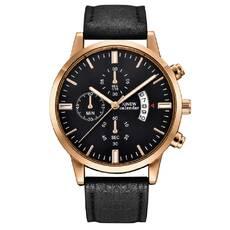 Часы XINEW черные W320