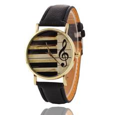 Часы ABF черные W498