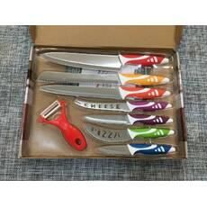 Набор кухонных ножей- 8 предметов / LP-1004