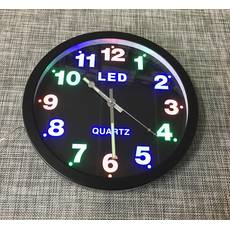 Настінні LED годинники GH1207 30см / 65910