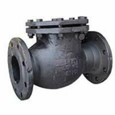 NEP Клапан зворотний 19ч16бр, Py16, Ду80