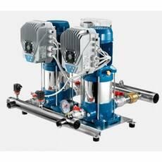 Двох насосна бустерна станція Pentax 2U 3SL-250/10 T   VSD PENTAX 2U 3SL-250/10 T   VSD