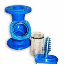 Фільтр осадовий c магнітним улавливателем ДУ 125, PУ 16 NEP Фільтр осадовий c магнітним улавливателем ДУ 125, PУ 16