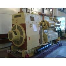 Електростанція (дизель-генератор) АС-804 500 кВт (630 кВа)