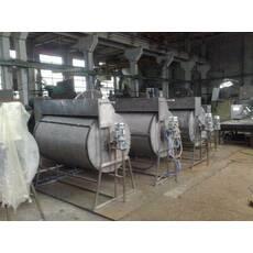 Механічний барабанний самопромивний фільтр 150 м3/год.