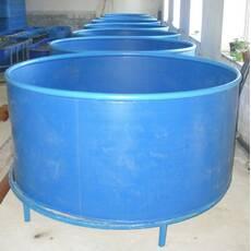 Басейн круглий для риборозведення об'ємом 2,9 м3, поліпропілен