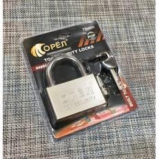 Замок навісний блістер Extra Орел 70мм / RG70