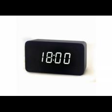 Электронные настольные часы VST 863-5 Black
