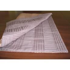 М'який килимок для сну та ігор. Двосторонній в смужку