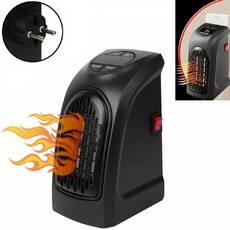 Термовентилятор Ukc Handy Heater Черный #S/O