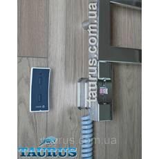 ЭЛЕКТРОТЭН Heatpol H  chrome D- форма: пульт ДУ   регулювання 30-65c   таймер 1-3ч. Під розетку. Польща