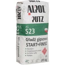 Шпаклівка ALPOL PUTZ 2+1 20кг