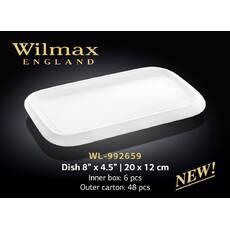 Блюдо Wilmax прямоугольное 25,515см WL-992660