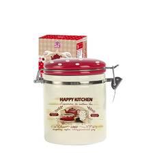 Емкость для сыпучих продуктов 0.5 л Happy Kitchen Snt 630-11