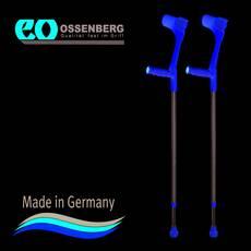 """Милиці підлокітники """"Klassiker"""" Ossenberg 220 DK (червоний, зелений, жовтий, фіолетовий, бірюзовий)"""