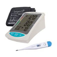 Специальная цена! Тонометр автоматический BP-103H + термометр MT-101
