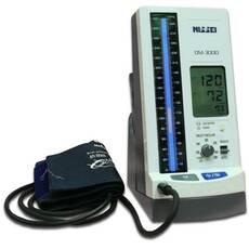 Професійний електронний тонометр Nissei з лінійною і цифровою шкалою DM - 3000