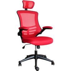 Крісло ергономічне RAGUSA red