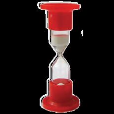 Пісочний годинник процедурний тип 2-3 (3 хв.), Стеклоприбор