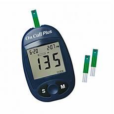 Акційний набір Глюкометр Он-Колл Плюс   100 тест-полосок (On - Call Plus, США)