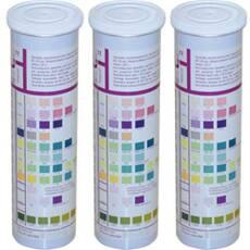 Тест-полоски URISCAN для исследования мочи U39 GEN 10SGL* (кровь, билирубин, уробилиноген, кетоны, белок, нитриты, глюкоза, рН, плотность, лейкоциты), 100 шт.