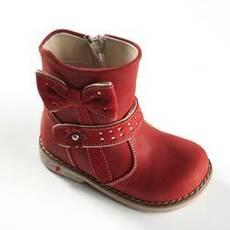 Детские ортопедические сапоги для девочек Mimy арт.J 001, мод.63-03-31, (Турция)