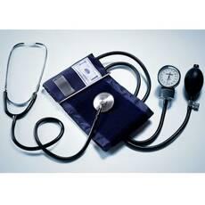 Вимірник артеріального тиску механічний ВК2001-3001 зі збільшеною манжетою