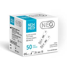 Тест-полоски NEO 50 шт. NewMed
