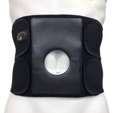 """Бандаж для спини і м'язів черевної стінки з отвором під стому """"Стронг"""" С-3С (S - XL) Реабилитимед"""