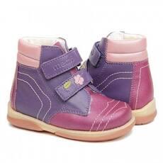 Дитячі ортопедичні черевики Memo Karat (Польща)