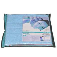 Электропростынь (голубой с текстурой) 120х160 Yasam
