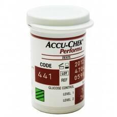Тест-полоски Accu - Check Performa, 10 шт.