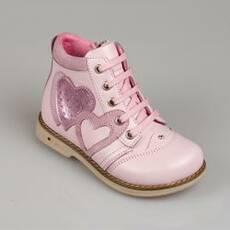 Детские ортопедические ботинки для девочек Mimy арт. P005/531, (Турция)