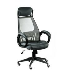 Крісло ергономічне Briz grey / black Special4You