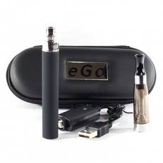 Електронна сигарета Набор CE5 1100 mAh (у чохлі) Чорний eGo Aspire