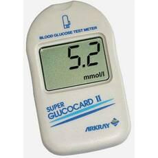 Глюкометр Super Glucocard II (Arkray, Японія)
