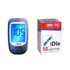 Акційний набір Глюкометр IME - DC IDIA   50 тест-полосок (Німеччина)